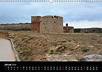 Die Festung von Salses (Wandkalender 2019 DIN A3 quer) - Produktdetailbild 1