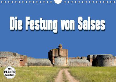 Die Festung von Salses (Wandkalender 2019 DIN A4 quer), Thomas Bartruff