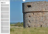 Die Festung von Salses (Wandkalender 2019 DIN A4 quer) - Produktdetailbild 3