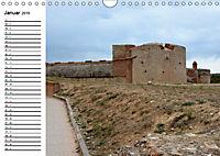 Die Festung von Salses (Wandkalender 2019 DIN A4 quer) - Produktdetailbild 1