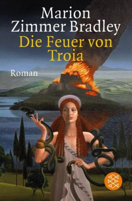 Die Feuer von Troia, Marion Zimmer Bradley