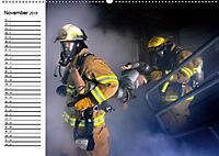 Die Feuerwehr. U.S. Firefighter im Einsatz (Wandkalender 2019 DIN A2 quer) - Produktdetailbild 11