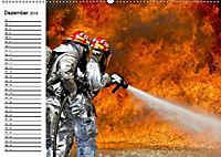 Die Feuerwehr. U.S. Firefighter im Einsatz (Wandkalender 2019 DIN A2 quer) - Produktdetailbild 12