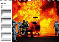 Die Feuerwehr. U.S. Firefighter im Einsatz (Wandkalender 2019 DIN A3 quer) - Produktdetailbild 5