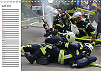 Die Feuerwehr. U.S. Firefighter im Einsatz (Wandkalender 2019 DIN A4 quer) - Produktdetailbild 6