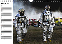 Die Feuerwehr. U.S. Firefighter im Einsatz (Wandkalender 2019 DIN A4 quer) - Produktdetailbild 2