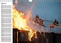 Die Feuerwehr. U.S. Firefighter im Einsatz (Wandkalender 2019 DIN A4 quer) - Produktdetailbild 7