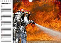 Die Feuerwehr. U.S. Firefighter im Einsatz (Wandkalender 2019 DIN A4 quer) - Produktdetailbild 12
