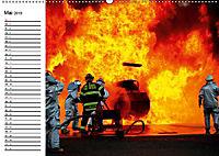 Die Feuerwehr. U.S. Firefighter im Einsatz (Wandkalender 2019 DIN A2 quer) - Produktdetailbild 5