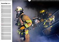 Die Feuerwehr. U.S. Firefighter im Einsatz (Wandkalender 2019 DIN A3 quer) - Produktdetailbild 11