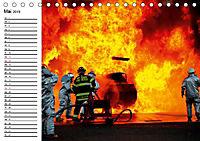 Die Feuerwehr. U.S. Firefighter im Einsatz (Tischkalender 2019 DIN A5 quer) - Produktdetailbild 5