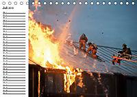 Die Feuerwehr. U.S. Firefighter im Einsatz (Tischkalender 2019 DIN A5 quer) - Produktdetailbild 7