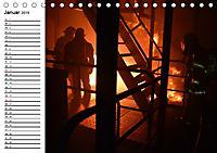 Die Feuerwehr. U.S. Firefighter im Einsatz (Tischkalender 2019 DIN A5 quer) - Produktdetailbild 1