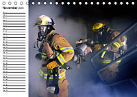 Die Feuerwehr. U.S. Firefighter im Einsatz (Tischkalender 2019 DIN A5 quer) - Produktdetailbild 11