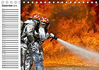 Die Feuerwehr. U.S. Firefighter im Einsatz (Tischkalender 2019 DIN A5 quer) - Produktdetailbild 12