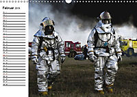 Die Feuerwehr. U.S. Firefighter im Einsatz (Wandkalender 2019 DIN A3 quer) - Produktdetailbild 2