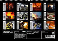 Die Feuerwehr. U.S. Firefighter im Einsatz (Wandkalender 2019 DIN A3 quer) - Produktdetailbild 13