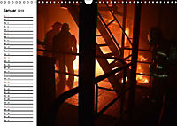 Die Feuerwehr. U.S. Firefighter im Einsatz (Wandkalender 2019 DIN A3 quer) - Produktdetailbild 1