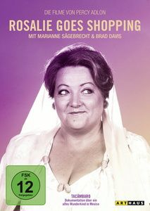 Die Filme von Percy Adlon: Rosalie Goes Shopping + Tacámbaro, Christopher Doherty, Percy Adlon, Eleonore Adlon