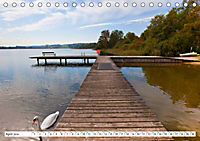 Die Flachgauer Seen (Tischkalender 2019 DIN A5 quer) - Produktdetailbild 4