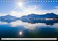 Die Flachgauer Seen (Tischkalender 2019 DIN A5 quer) - Produktdetailbild 1