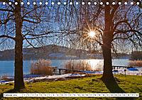 Die Flachgauer Seen (Tischkalender 2019 DIN A5 quer) - Produktdetailbild 2