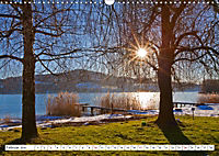 Die Flachgauer Seen (Wandkalender 2019 DIN A3 quer) - Produktdetailbild 2