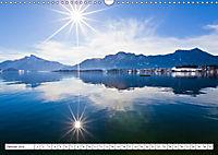 Die Flachgauer Seen (Wandkalender 2019 DIN A3 quer) - Produktdetailbild 1