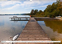 Die Flachgauer Seen (Wandkalender 2019 DIN A3 quer) - Produktdetailbild 4