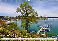 Die Flachgauer Seen (Wandkalender 2019 DIN A3 quer) - Produktdetailbild 5