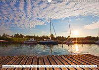 Die Flachgauer Seen (Wandkalender 2019 DIN A3 quer) - Produktdetailbild 9