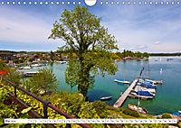 Die Flachgauer Seen (Wandkalender 2019 DIN A4 quer) - Produktdetailbild 5
