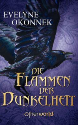 Die Flammen der Dunkelheit, Evelyne Okonnek