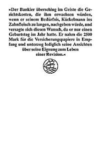Die Flaschenpost und andere Erzählungen aus der Weimarer Zeit - Produktdetailbild 1
