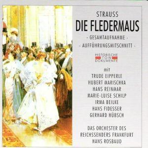 Die Fledermaus, Orch.D.Reichssenders Frankfurt