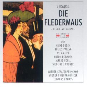 Die Fledermaus (Ga), Wiener Staatsopernchor, Wiener Philharmoniker