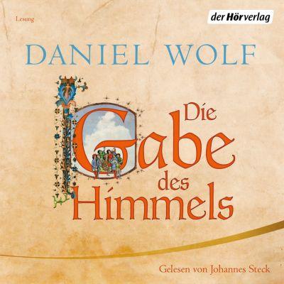 Die Fleury-Serie: Die Gabe des Himmels, Daniel Wolf