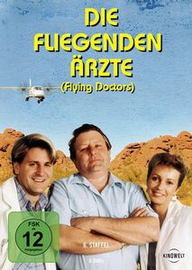 Die fliegenden Ärzte - 6. Staffel, Shane Brennan, Vincent Moran, Denise Morgan, Tony Morphett, José Luis Bayonas, Graham Hartley, Peter Hepworth, Alan Hopgood, Mary Dagmar-Davies