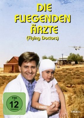 Die fliegenden Ärzte - 7. Staffel, Shane Brennan, Vincent Moran, Denise Morgan, Tony Morphett, José Luis Bayonas, Graham Hartley, Peter Hepworth, Alan Hopgood, Mary Dagmar-Davies