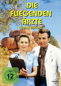Die fliegenden Ärzte - 8. Staffel, Shane Brennan, Vincent Moran, Denise Morgan, Tony Morphett, José Luis Bayonas, Graham Hartley, Peter Hepworth, Alan Hopgood, Mary Dagmar-Davies
