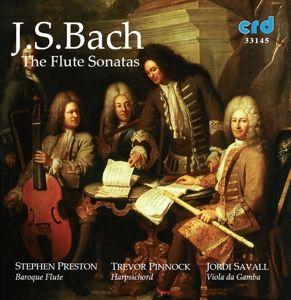 Die Flötensonaten, Preston, Pinnock, Savall