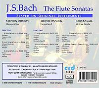 Die Flötensonaten - Produktdetailbild 1