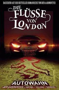 Die Flüsse von London - Autowahn, Graphic Novel, Ben Aaronovitch