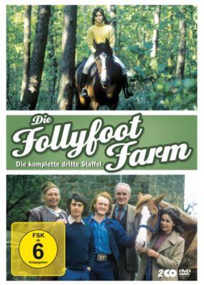Die Follyfoot-Farm - Staffel 3, Monica Dickens, Tony Essex, Audley Southcott, Rosemary Anne Sisson