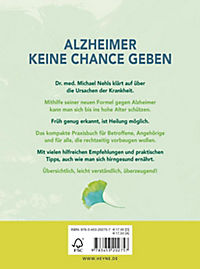Die Formel gegen Alzheimer - Produktdetailbild 1