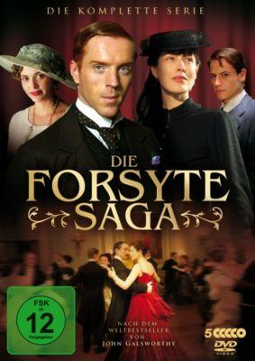 Die Forsyte Saga (2002) - Die komplette Serie, John Galsworthy