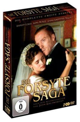 Die Forsyte Saga (2002) - Staffel 2, John Galsworthy
