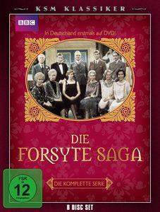Die Forsyte Saga - Die komplette Serie, N, A