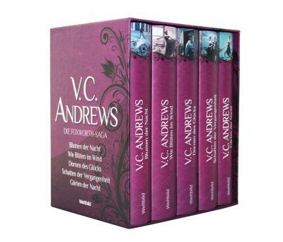 Die Foxworth-Saga - 5 Bände im Schuber, V. C. ANDREWS