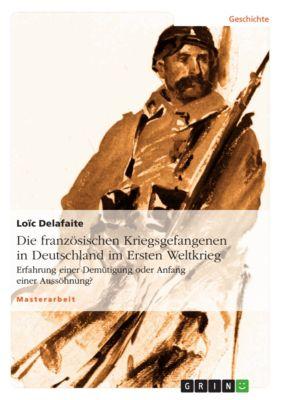 Die französischen Kriegsgefangenen in Deutschland im Ersten Weltkrieg, Loïc Delafaite